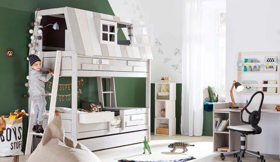 Mitwachsende Möbel