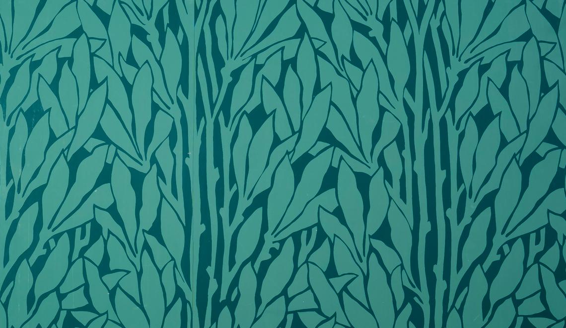 Trendfarbe Wald