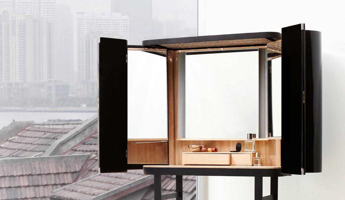 Table for One – moderne Schminktische