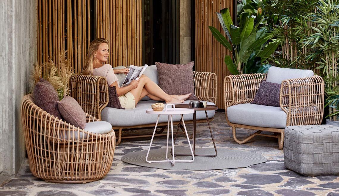 Outdoor-Möbel – Open Air mit Flair
